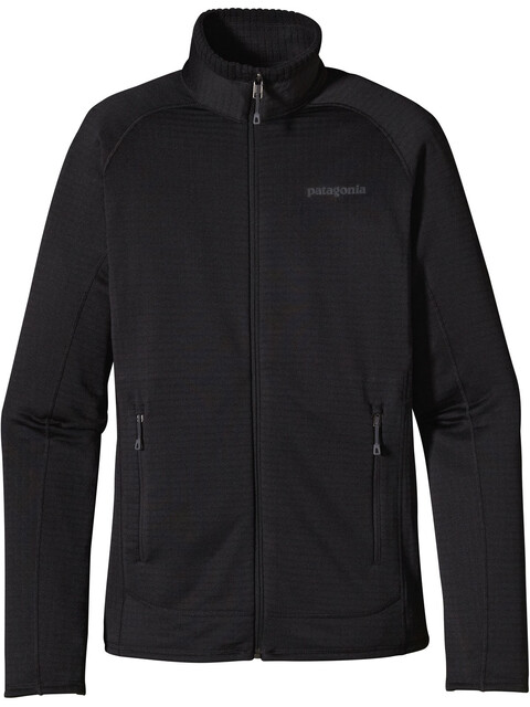 Patagonia W's R1 Full-Zip Jacket Black